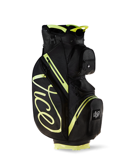 Vice Golf Bags Pride Black