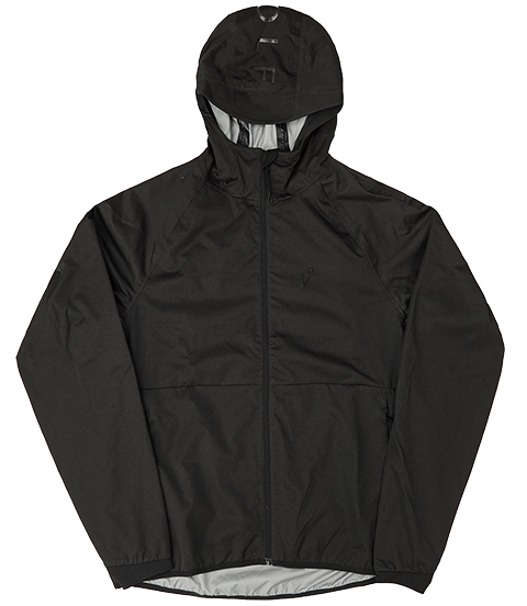 VICE WINDBREAKER BLACK