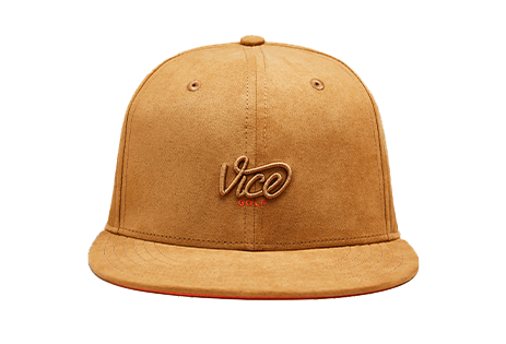 SUEDE Cap Light Chocolate