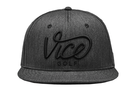 Crew Cap Dark Gray