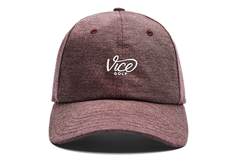 Dad Hat Burgundy