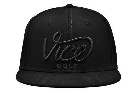Fitted Cap Black
