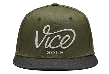 Fitted Cap Olive