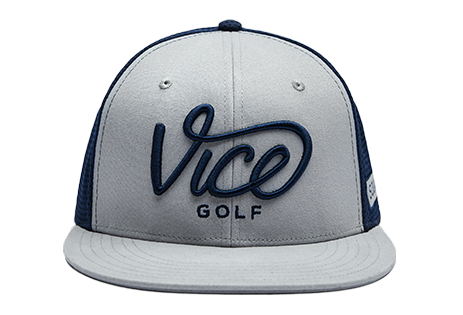 Squad Cap Navy / Grey