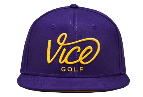Crew Cap Summer Purple