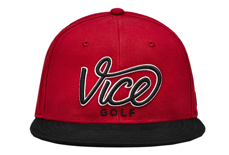 Crew Cap Summer Red