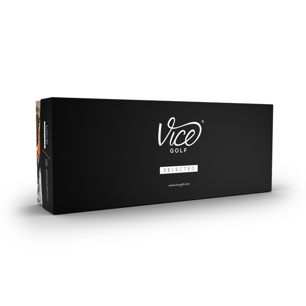 Vice SELECTED PACK Sample Package - 10 Golf Balls
