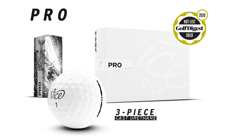 Pro White package