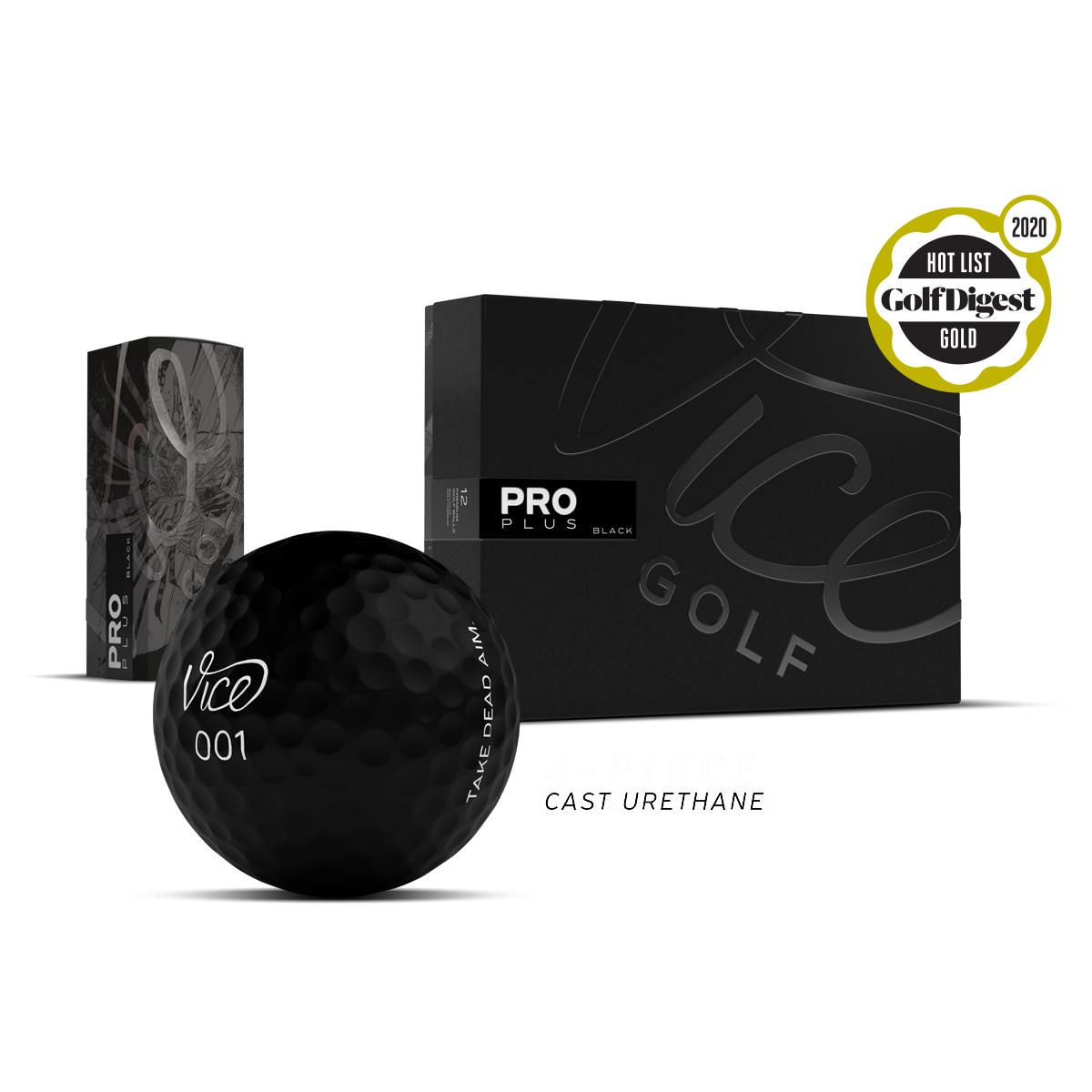 Pro Plus Uncrate package