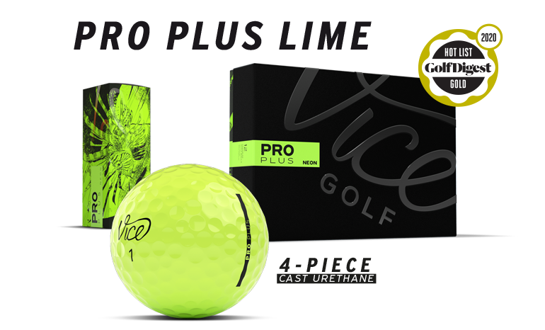 Pro Plus Lime package