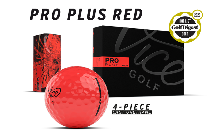 Pro Plus Red package