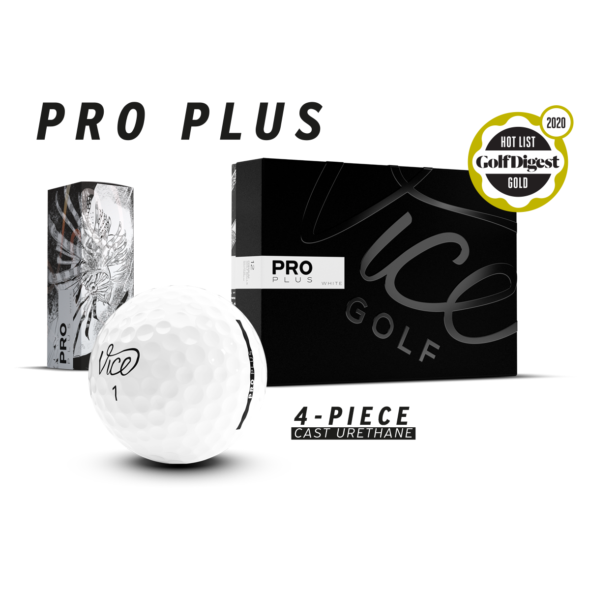 Pro Plus White package