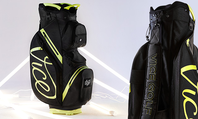 VICE Golf | Bags | Pride | Black
